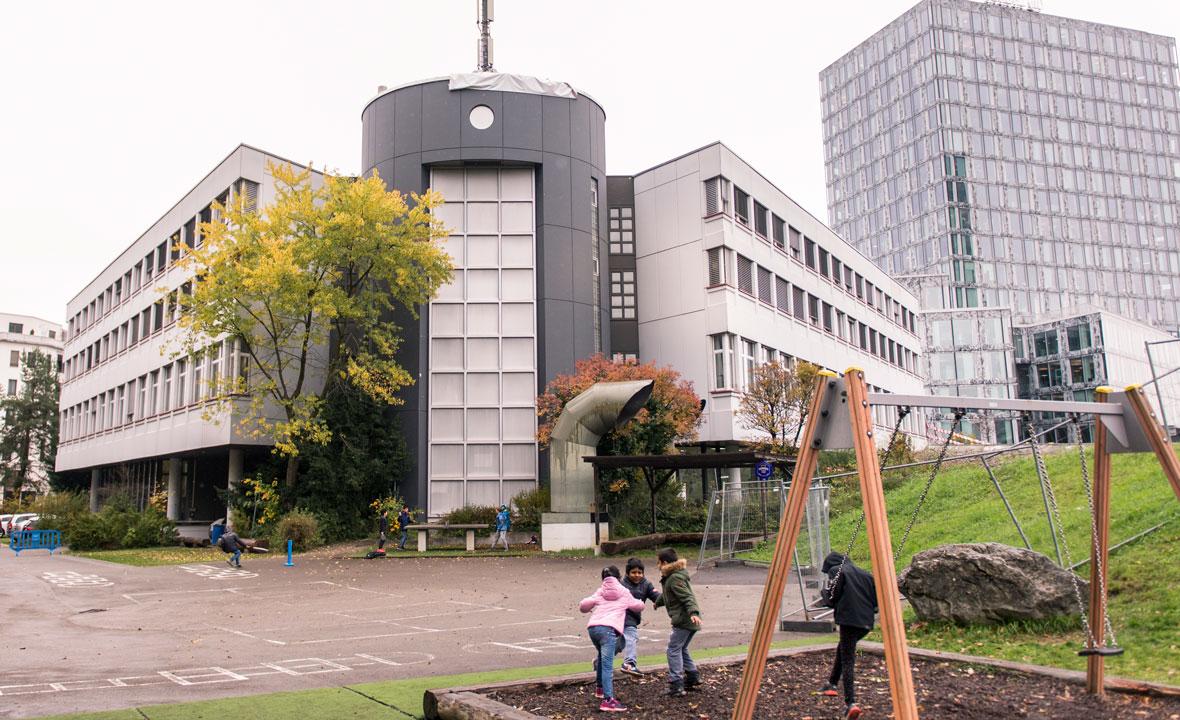 ISZN Primary School
